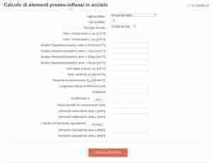 pilastri acciaio - app screen - ingegnerone.com