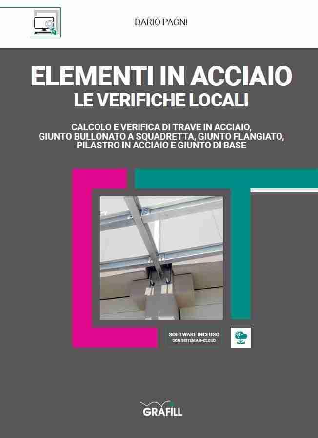 libro elementi in acciaio dario pagni ingegnerone.com