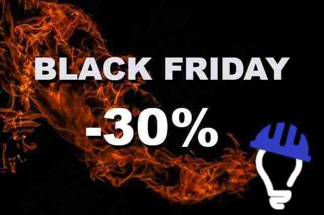 Black Friday – 30 % di sconto su tutti gli abbonamenti