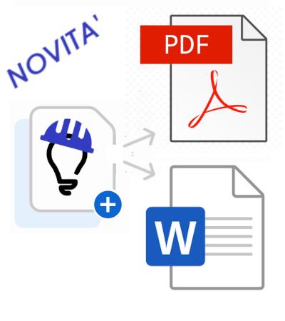 nuova esportazione DOC PDF - ingegnerone.com
