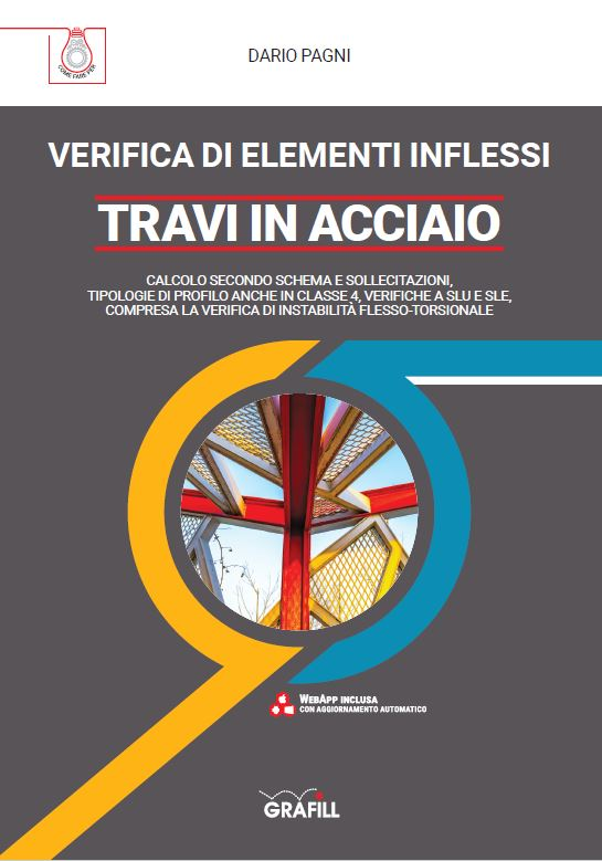 Verifica elementi inflessi - Travi in acciaio - Ingegnerone.com